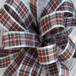 Berisfords Tartan Ribbon 1 Dress Stewart